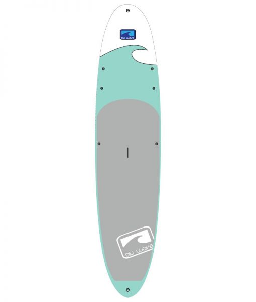 Wave Rider SUP Green