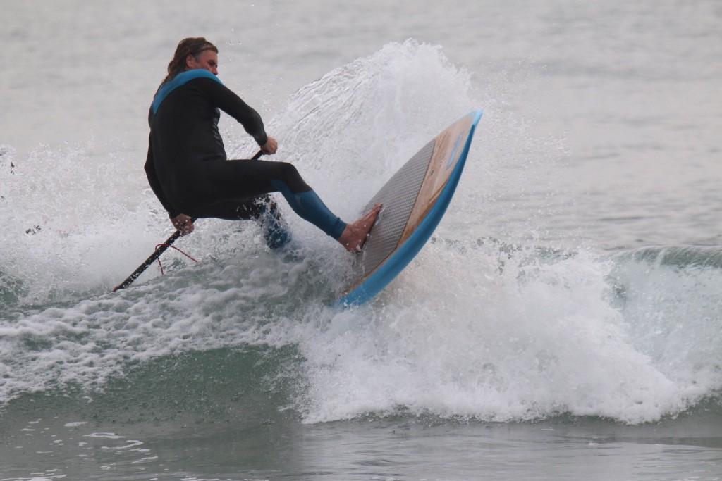 Bluwave sup wave rider 8.6 (3)