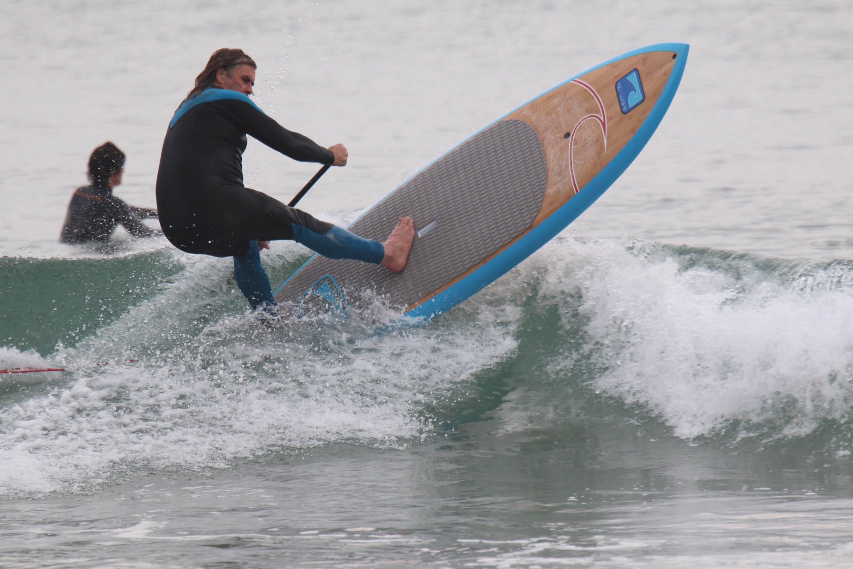Bluwave sup wave rider 8.6 (4)