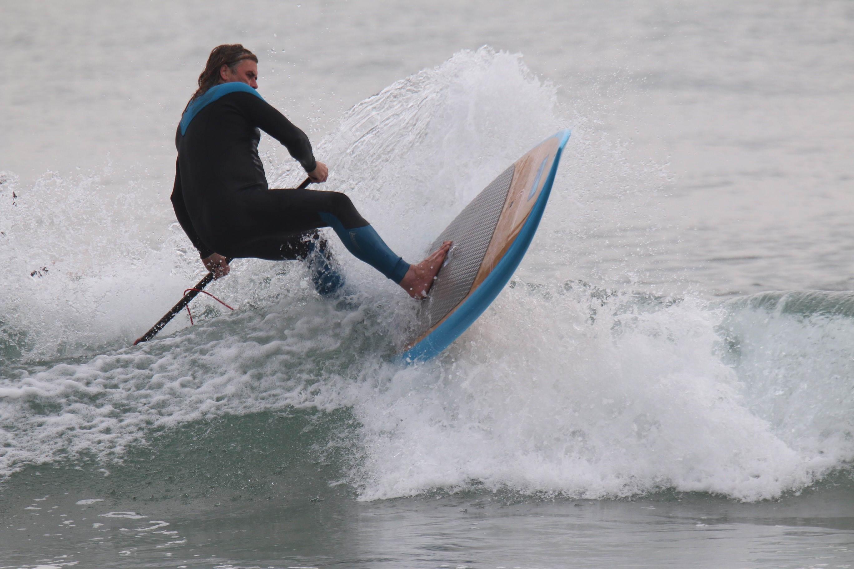 Bluwave sup wave rider 8.6 (6)