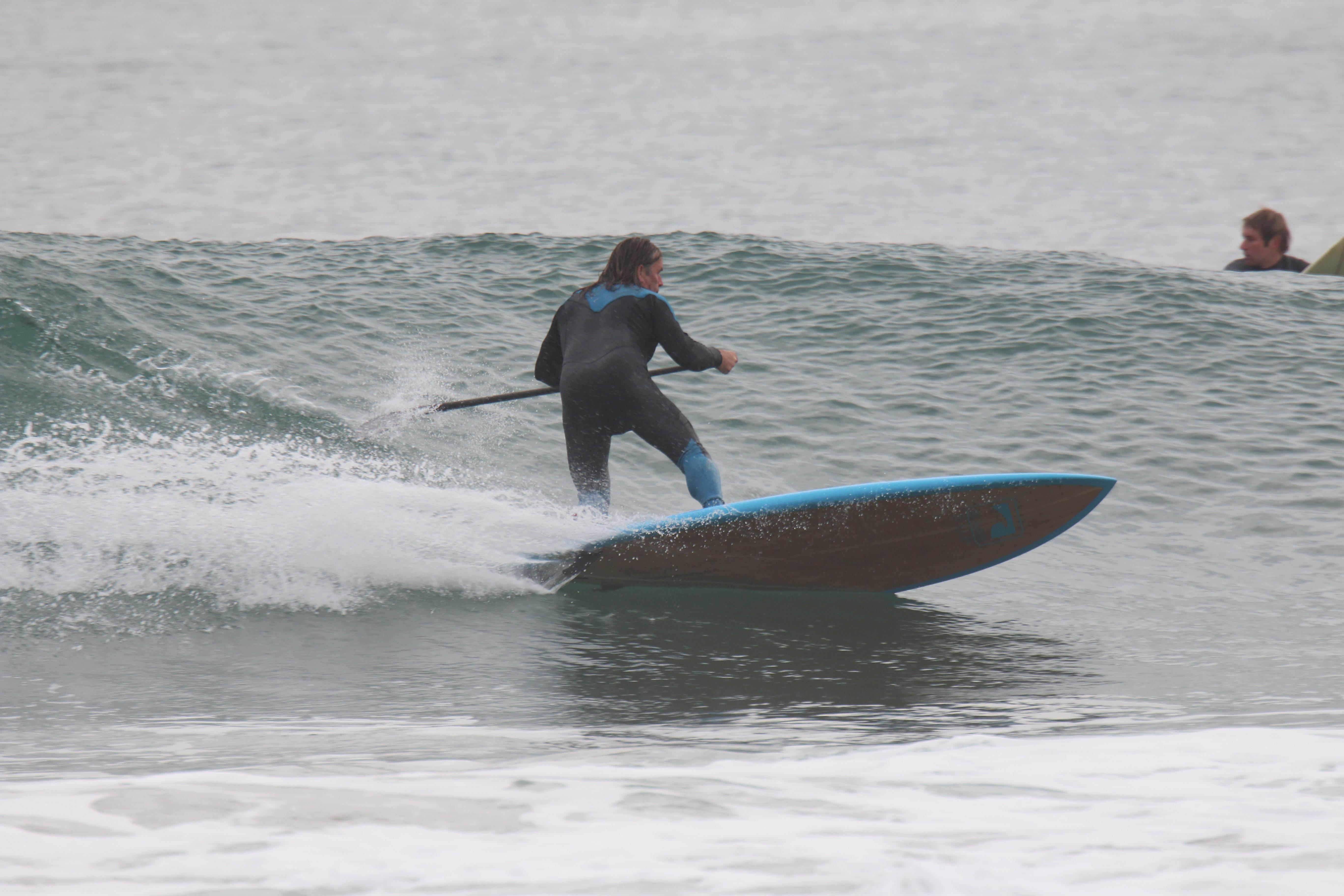 Bluwave sup wave rider 8.6 (7)